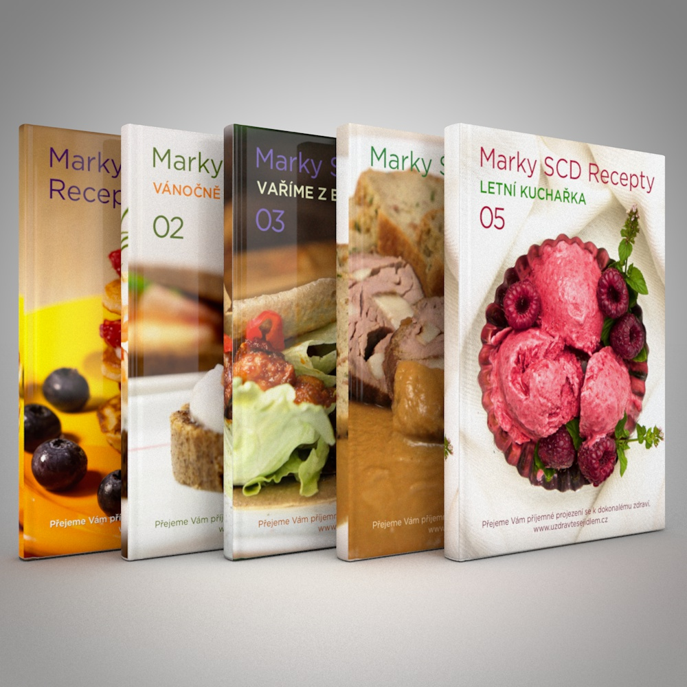 Marky SCD recepty 01 - 05